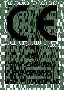 CE-merking-HRC-110-120-150