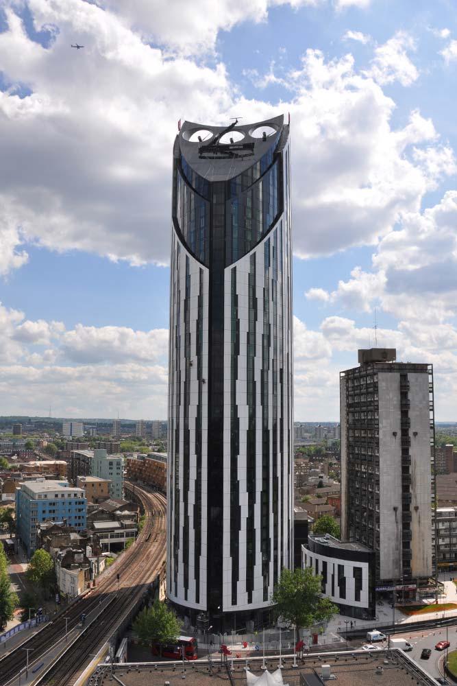 Strata SE1 tower